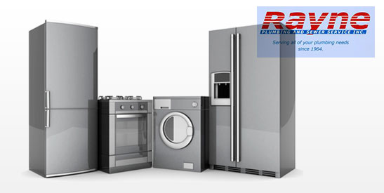 rayne appliances installations services san jose, CA