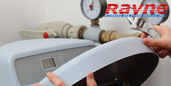 San Jose Water Softener Installation Rayne Plumbing